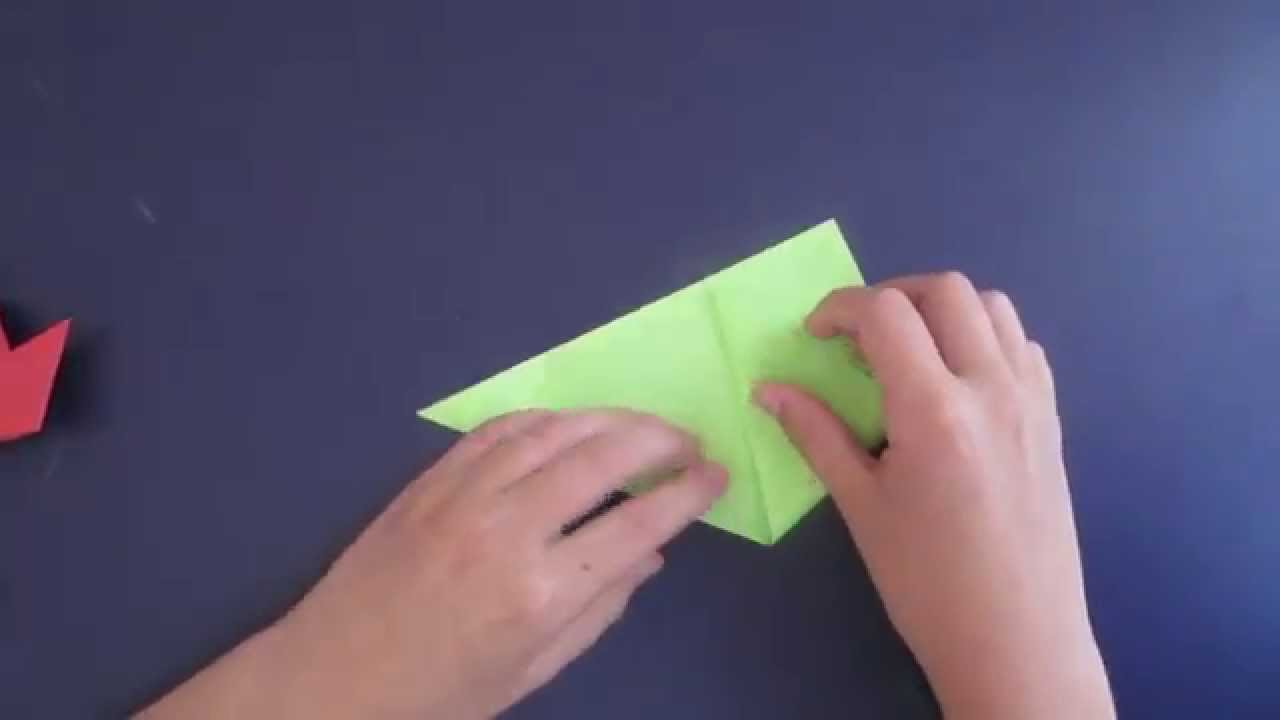 how to make an origami cowboy hat