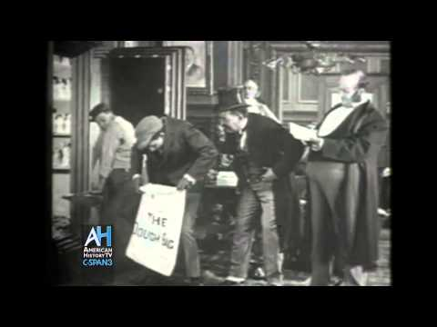 Early Motion Pictures - American Artifacts Preview (1912 Campaign Film)