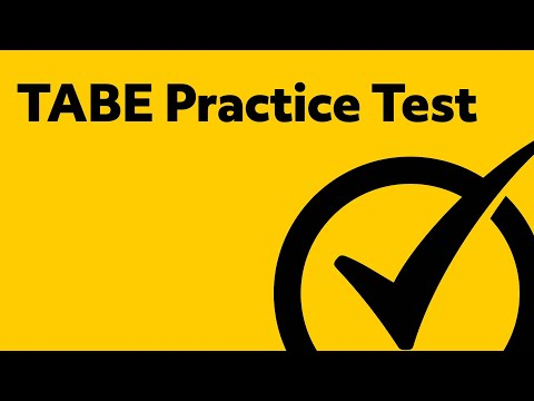 Free Tabe Practice Test Tabe Test Prep