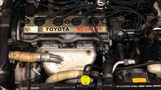 1992 Toyota Corolla 90 Series 1.8 litre 1762 cc Motor