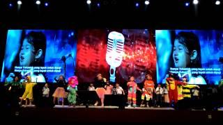 Semesta Bernyanyi - Sekolah Minggu - Felicia