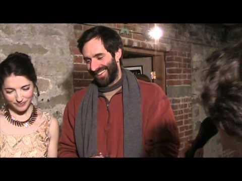 Karri Hartman Interviews Piper Corbett and Jesse Thomas At Port Townsend Film Gala Premiere