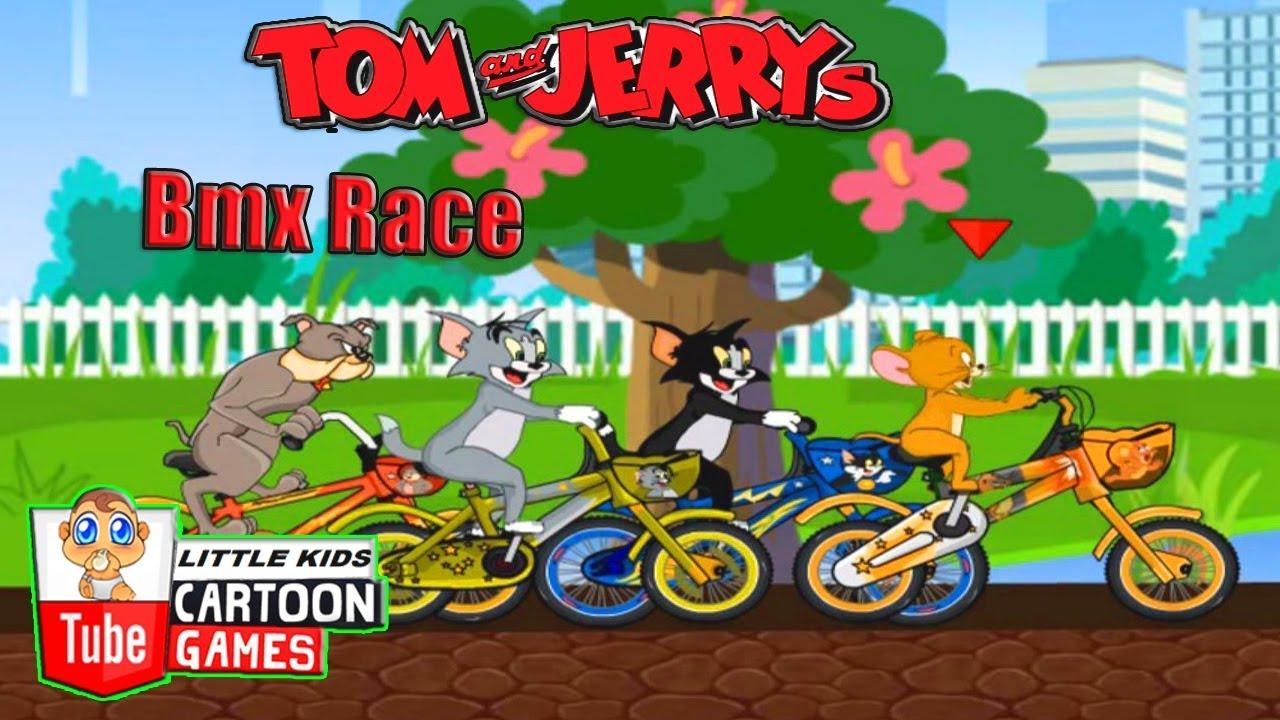 Игры том и джерри гонка на велосипедах в каких фильмах снимается майков павел