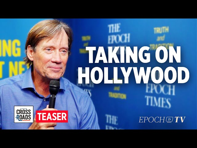 Kevin Sorbo: Fighting the Hollywood Agenda Through Independent Films   Crossroads