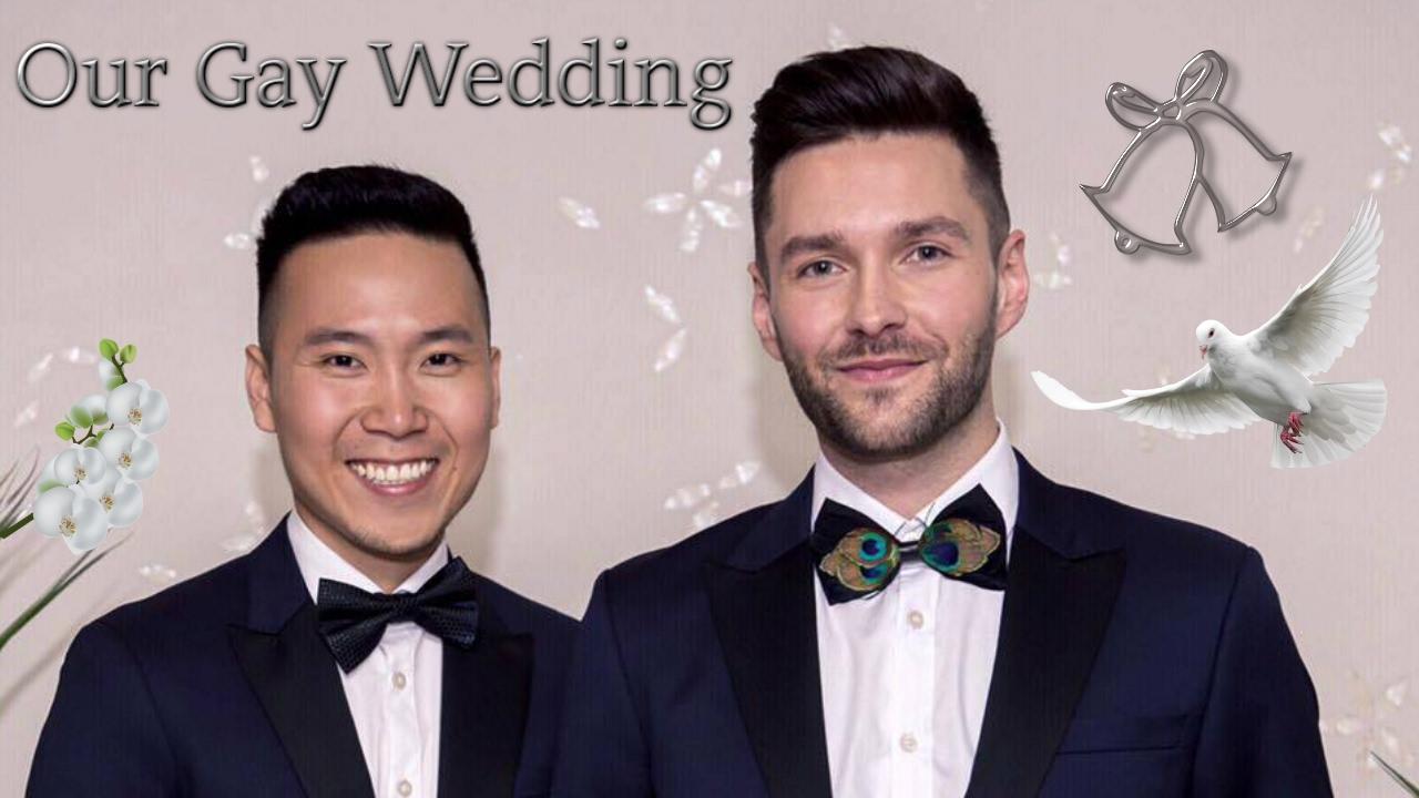 Our Gay Wedding - YouTube