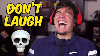 I HAVEN'T LAUGHED THIS HARD ALL YEAR (I Cried) | Try To Make Me Laugh (Fan Submissions)