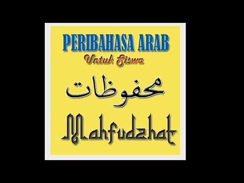 Aplikasi Peribahasa Arab Android