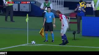 🔴TRỰC TIẾP VTV6 Pháp vs Croatia 15-07-2018    World Cup 2018   Nhận Định Bình Luận Dự Đoán Kèo