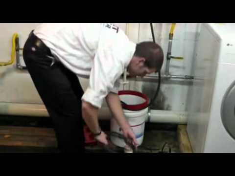 calci-free tankless water heater flush kit - how to clean lime scale