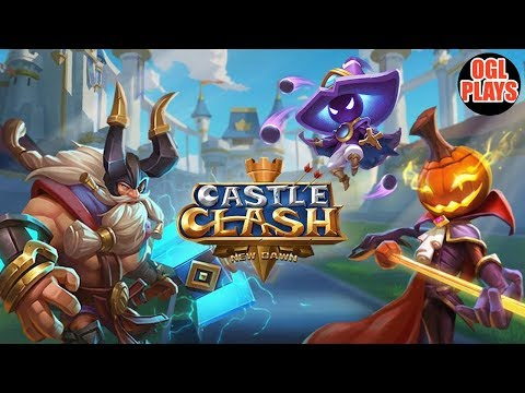 Castle Clash: New Dawn - Android Gameplay First Look
