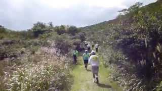 双峰公園トレイル 2105よさの大江山登山マラソン