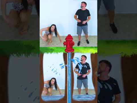 Who is smarter in this situation?#shortsFunny Tiktok editing by Tiktoriki