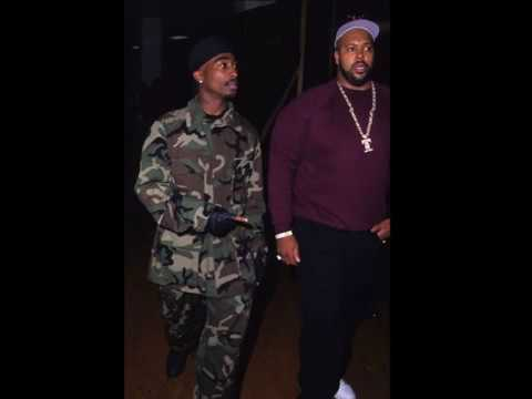 2Pac  All Out OG Instrumental Loop Best Available