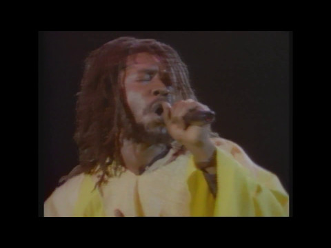 Peter Tosh - Captured Live: 08/23/83 (Footage)