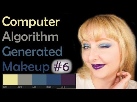 Computer Algorithm Picks My Makeup Ep6