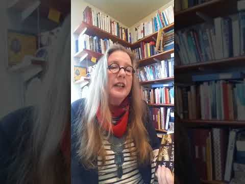 Janet Fitch's Facebook Live: Structuring The Novel