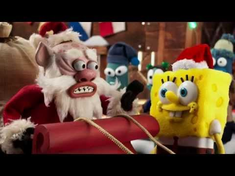 It's a Spongebob Christmas - Santa Arrives