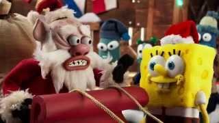 It's a Spongebob Christmas - Santa Arrives