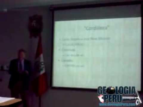 "Visita de la American Association of Petroleum Geologist ""AAPG"" en Lima - Peru v5"