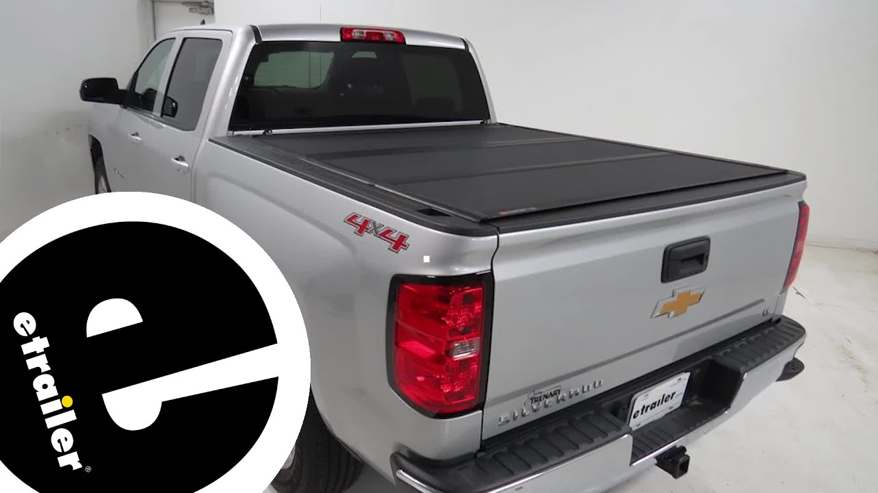 BAKFlip MX4 Hard Tonneau Cover Installation - 2016 ...