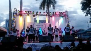 New boyz en festival urbano apopa 2015
