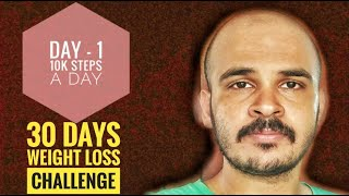 Day 1 Challenge - 10,000 steps a day - walking for weight loss - 01.06.2021 to 30.06.2021 challenge screenshot 5