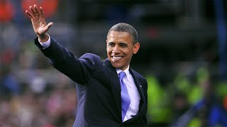 Reeling in the Years | 'Is Féidir Linn!' Barack Obama speech at College Green in 2011