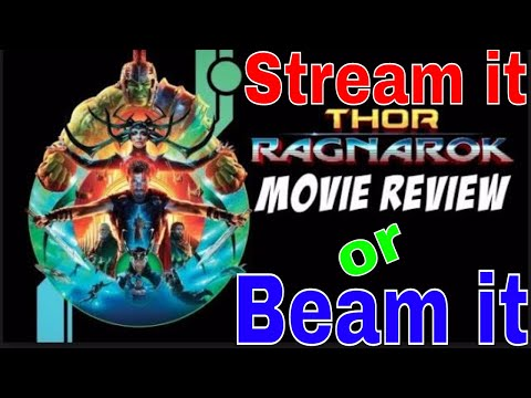 Thor Ragnarok Stream it or Beam it  Movie...