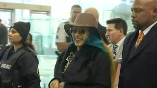 Cardi B appears at court for strip club brawl