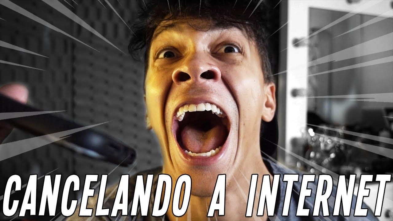 O JOGO MAIS DIFÍCIL DO MUNDO - CANCELANDO A INTERNET!