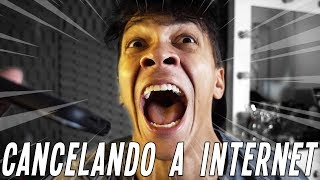 O JOGO MAIS DIFÍCIL DO MUNDO - CANCELANDO A INTERNET!