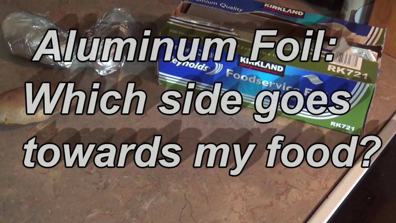 How to Use Aluminum Foil