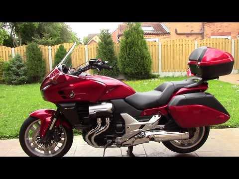 Honda CTX 1300 part 1