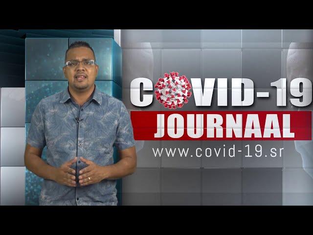 COVID-19 JOURNAAL AFLEVERING 154, DD 25 FEBRUARI 2021