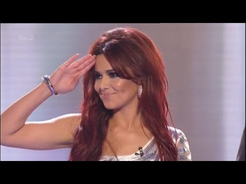 Cheryl - XFactor Cheryl Looks Back ITV2 - 26 Aug 2014