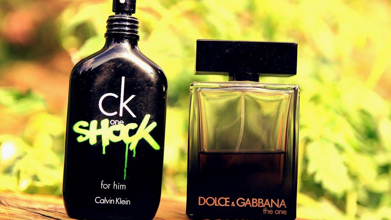 Dolce Gabbana The One Edp Vs Ck One Shock Best Designer Tobacco