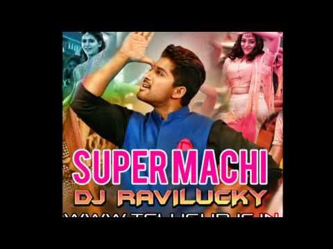 Super Machi Lucky's Dance Remix