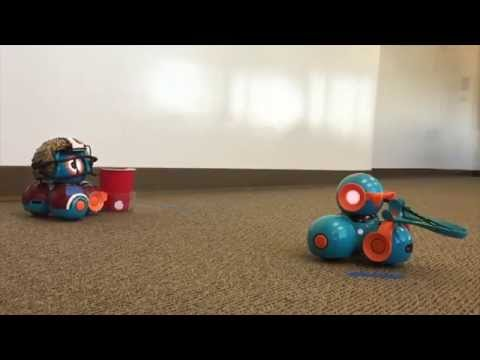 Dash Robot - Help Is On The Way | Wonder Workshop