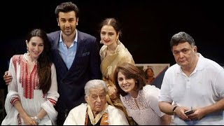 Kapoor Family's Proud Moment: Shashi Kapoor Receiving Dadasaheb Phalke Award
