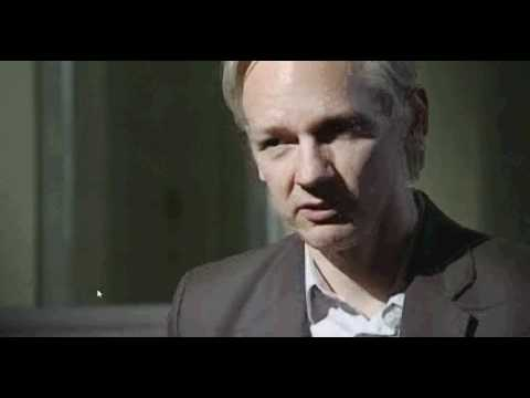 Julian Assange chief editor wikileaks BBC  Interview