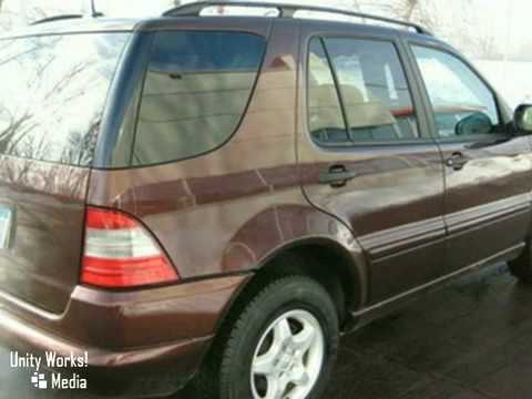 2001 mercedes benz ml 320 in st paul minneapolis mn for Mercedes benz st paul mn