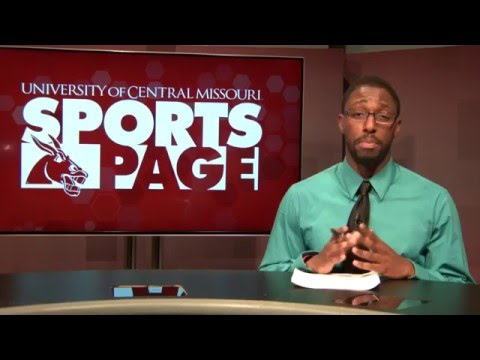 The UCM SPORTSPAGE   Spring 2016 Episode 2