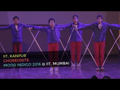 The Desi Boys of IIT Kanpur Take To The Mood Indigo Bollywood Dance Stage