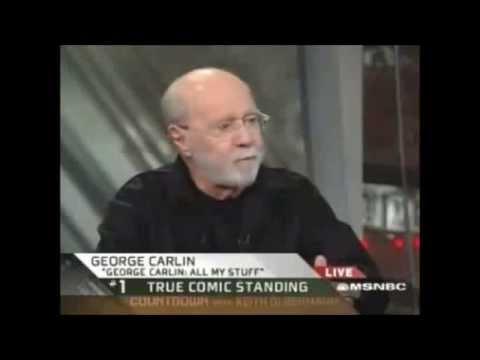 George Carlin on gays