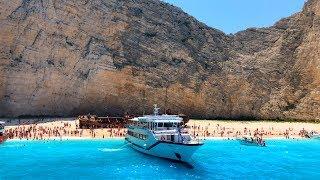 AROUND ZAKYNTHOS GREECE / dookoła Zakintos Grecja
