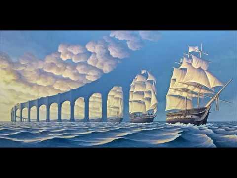 Необычные картины Роберта Гонсалвеса