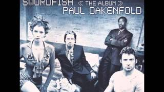 Paul Oakenfold ‎– Swordfish (The Album Full)