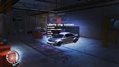 Grand Theft Auto IV - Liberty City Customs V1.2