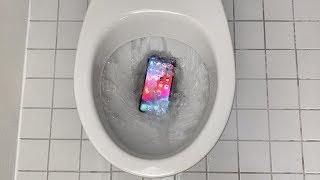 Will it Flush? - iPhone XS Max