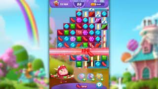 Candy Crush Friends Saga Level 523 - NO BOOSTERS